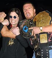 Triple H  Ozzy Osbourne 2002                                                                              By John Barrett/PHOTOlink