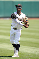 Corey Wimberly, Sacramento RiverCats against the Reno Aces at Raley Field, Sacramento, CA - 04/18/2010.Photo by:  Bill Mitchell/Four Seam Images.