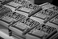 """Rome, 08/02/2019. Moby Dick Library & Cultural Hub in Garbatella district & Antimafia Duemila (2.) held the presentation of the book """"Il Patto Sporco"""" (The Dirty Pact. The Trial State-mafia in the Story [narrated] by his Protagonist, Chiarelettere, 1.) hosted by the author of the book Saverio Lodato (Journalist & Author), Antonino 'Nino' Di Matteo (Protagonist of the book, Antimafia Magistrate of Palermo, member of the DNA - Antimafia & Antiterrorism National Directorate - who """"prosecuted the Italian State for conspiring with the Mafia in acts of murder and terror"""", 3.4.5.6.) & Giorgio Bongiovanni (Editor of Antimafia Duemila). Chair of the event was Silvia Resta (Journalist & Author). Readers were: Bianca Nappi & Carlotta Natoli (both Actresses). From the back cover of the book: """"Let us ask ourselves why politics, institutions, culture, have needed the words of judges to finally begin to understand…A handful of magistrates and investigators have shown not to be afraid to prosecute the [Italian] State. Now others must do their part too"""" (Nino Di Matteo). """"In the pages of this book I wanted the magistrate, the man, the protagonist and the witness to speak about a trial destined to leave its mark"""" (Saverio Lodato). From the book online page: """"The attacks to Lima [politician], Falcone & Borsellino [Judges], the bombs in Milan, Florence, Rome, the murders of valiant police commissioners & officers of the carabinieri. The [Italian] State on its knees, its best men sacrificed. However, while the blood of the massacres was still running there were those who, precisely in the name of the State, dialogued and interacted with the enemy. The sentence of condemnation of Palermo [""""mafia-State negotiation"""" trial which is told in the book], against the opinion of many 'deniers', proved that the negotiation not only was there but did not avoid more blood. On the contrary, it provoked it"""" (1.).<br /> Footnotes & links are provide at the 2nd & last pages of this story."""
