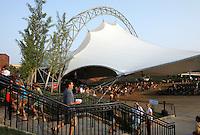 The Charlottesville Pavilion. Photo/Andrew Shurtleff