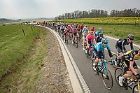 Jakob Fuglsang (DEN/Astana - Premier Tech) in the bunch<br /> <br /> 85th La Flèche Wallonne 2021 (1.UWT)<br /> 1 day race from Charleroi to the Mur de Huy (BEL): 194km<br /> <br /> ©kramon