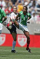 USA v Mexico, 2004.