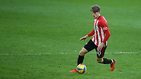Mads Roerslev of Brentford in action during Brentford vs Leicester City, Emirates FA Cup Football at the Brentford Community Stadium on 24th January 2021