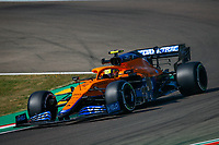 16th April 2021; Autodromo Enzo and Dino Ferrari, Imola, Italy; F1 Grand Prix of Emilia Romagna, Free Practise sessions;  04 NORRIS Lando (gbr), McLaren MCL35M