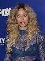 Laverne Cox @ the FOX summer TCA all star party held @ the Soho house.<br /> August 8, 2016