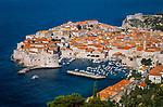 Kroatien, Dalmatien, Dubrovnik: Altstadt - Weltkulturerbe der UNESCO | Croatia, Dalmatia, Dubrovnik: Old Town - UNESCO world heritage