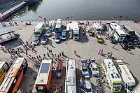start in the Antwerp Harbour<br /> <br /> 92th Schaal Sels 2017