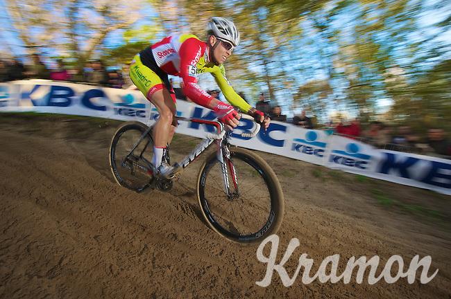 Mariusz Gil (POL)<br /> <br /> Vlaamse Duinencross Koksijde 2013
