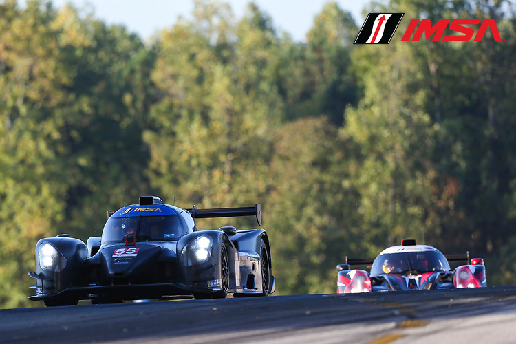 #55 Forty 7 Motorsports Norma M30, LMP3: Nikko Reger, Wyatt Schwab