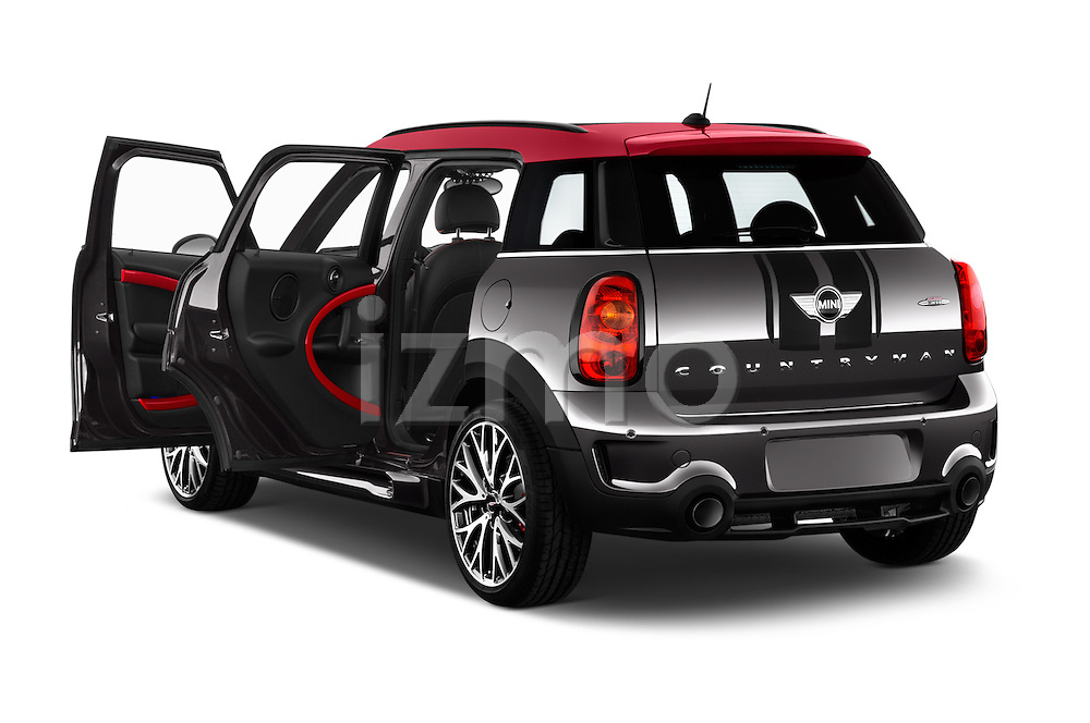 Car images of 2016 MINI Countryman JCW 5 Door Hatchback Doors