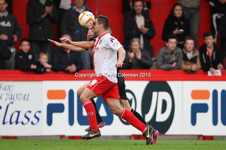 Peter Hartley of Stevenage<br />  - Stevenage v Crawley Town - Sky Bet League 1 - Lamex Stadium, Stevenage - 26th October, 2013<br />  © Kevin Coleman 2013<br />  <br />  <br />  <br />  <br />  <br />  <br />  <br />  <br />  <br />  <br />  <br />  <br />  <br />  <br />  <br />  <br />  <br />  <br />  <br />  <br />  <br />  <br />  <br />  <br />  <br />  <br />  <br />  <br />  <br />  <br />  <br />  <br />  <br />  <br />  <br />  <br />  <br />  <br />  <br />  <br />  <br />  <br />  <br />  <br />  <br />  <br />  <br />  <br />  <br />  <br />  <br />  - Crewe Alexandra v Stevenage - Sky Bet League One - Alexandra Stadium, Gresty Road, Crewe - 22nd October 2013. <br /> © Kevin Coleman 2013