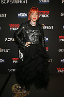 HOLLYWOOD, CA - OCTOBER 12: Liz Hooper, at the 21st Screamfest Opening Night Screening Of The Retaliators at Mann Chinese 6 Theatre in Hollywood, California on October 12, 2021. Credit: Faye Sadou/MediaPunch