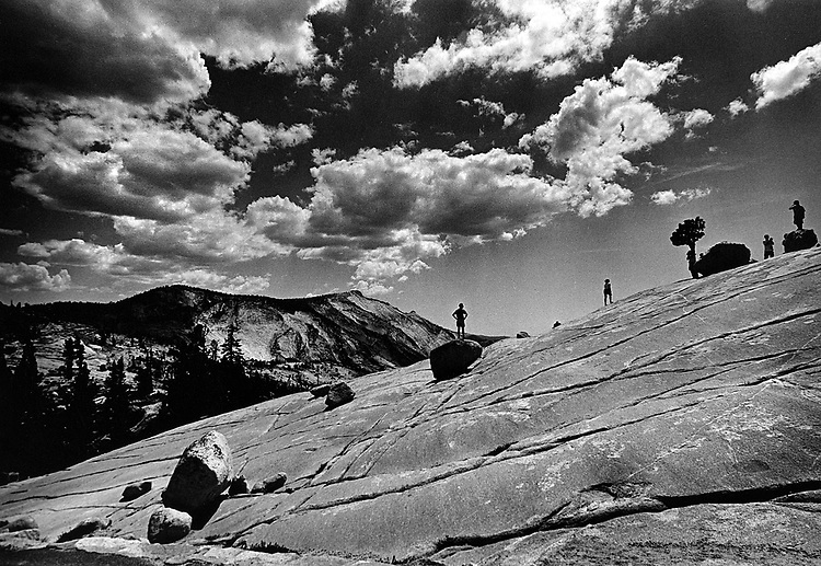 Olmsted Point, Yosemite National Park