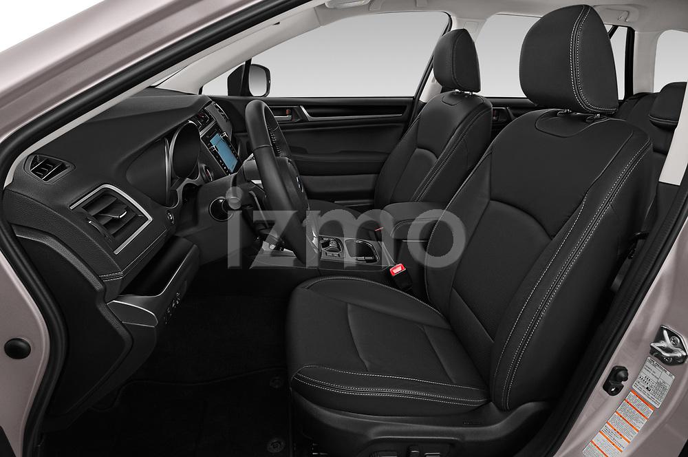 Front seat view of 2019 Subaru Outback Premium 5 Door Wagon Front Seat  car photos