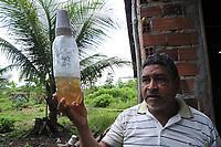 Barcarena, Pará, Brasil. Policia. Retranca: Clarivaldo Brandão, 53 anos. Gancho: Repercurssão das comunidades que foram atingidas por degetos da mineradora Hydro.  Local:  - Barcarena. Data: 08/03/2018. Foto: Mauro Ângelo Ângelo/ Diário do Pará.
