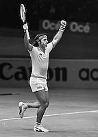 1982, ABN WTT, Vilas winning