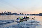 Rowing Pocock JR Men's Eight