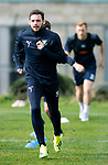 St Johnstone Training….Drey Wright pictured during training at McDiarmid Park ahead of Sundays game against Celtic.<br />Picture by Graeme Hart.<br />Copyright Perthshire Picture Agency<br />Tel: 01738 623350  Mobile: 07990 594431