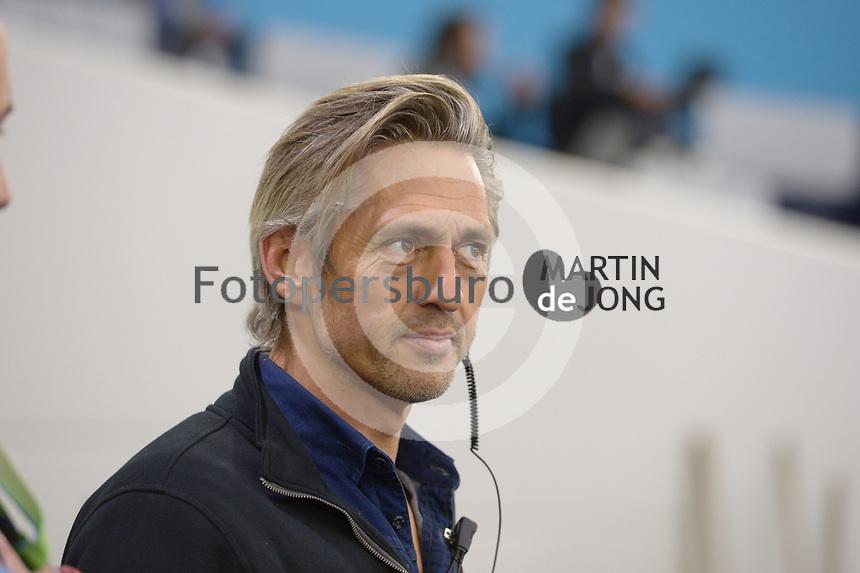 SCHAATSEN: HEERENVEEN, 2018, IJsstadion Thialf, IJsmeester Beert Boomsma, ©foto Martin de Jong