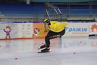 SCHAATSEN: HEERENVEEN: 21-12-2019, IJsstadion Thialf,KNSB trainingswedstrijd, Hein Otterspeer, ©foto Martin de Jong
