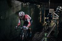 Marianne Vos (NED/WM3 Energie)<br /> <br /> Women's Race<br /> Superprestige Diegem / Belgium 2017