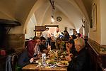 Oesterreich, Salzburger Land, Lungau, Bezirk Tamsweg, Gemeinde Unternberg: Schloss Moosham - Schloss Schenke | Austria, Salzburger Land, Lungau, district Tamsweg, Unternberg: Moosham Castle - tavern
