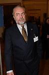 """AURELIO DE LAURENTIS<br /> PRESENTAZIONE LIBRO """"L'INVIDIA"""" DI ALAN ELKANN IN CAMPIDOGLIO - ROMA 2006"""