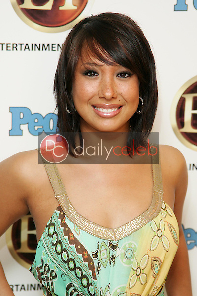 Cheryl Burke<br />at the 10th Annual Entertainment Tonight Emmy Party Sponsored by People. Mondrian, West Hollywood, CA. 08-27-06<br />Jason Kirk/DailyCeleb.com 818-249-4998