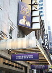 UP ON THE MARQUEE:  'Prince Of Broadway'