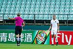 Jeonbuk Hyundai Motors FC (KOR) vs Buriram United (THA) during the AFC Champions League 2018 Group F match at Jeonju World Cup Stadium on 15 May 2018, in Jeonju, South Korea. Photo by Yu Chun Christopher Wong / Power Sport Images