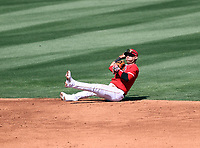 Jose Iglesias - Los Angeles Angels 2021 spring training (Bill Mitchell)