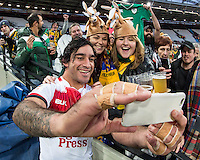 England v Australia - Rugby League Four Nations 2016 - 13.11.2016