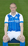 St Johnstone FC Season 2017-18 Photocall<br />Steven Anderson<br />Picture by Graeme Hart.<br />Copyright Perthshire Picture Agency<br />Tel: 01738 623350  Mobile: 07990 594431