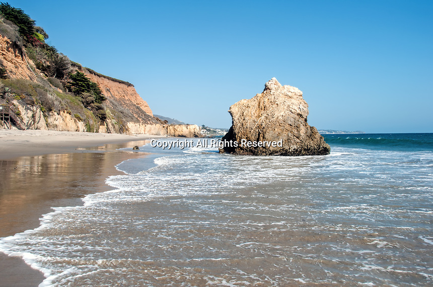 An afternoon at the beach on 2016 Labor Day Weekend at Robert H. Meyer Memorial State Beach.