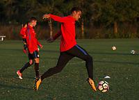 USMNT U-19 Training, January 3, 2018