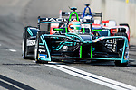 Nelson Piquet Jr of Brazil from Panasonic Jaguar Racing competes in the Formula E Non-Qualifying Practice 2 during the FIA Formula E Hong Kong E-Prix Round 1  at the Central Harbourfront Circuit on 02 December 2017 in Hong Kong, Hong Kong. Photo by Marcio Rodrigo Machado / Power Sport Images