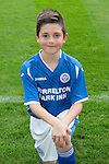 St Johnstone FC Academy Under 11's<br /> Irvin Smith<br /> Picture by Graeme Hart.<br /> Copyright Perthshire Picture Agency<br /> Tel: 01738 623350  Mobile: 07990 594431