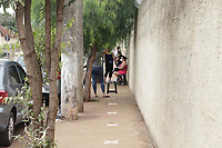 Serrana (SP), 17/02/2021 - Projeto S-SP - Movimentação para vacinação na escola Deputado José Costa no início do Projeto S, com a abertura da Campanha de Imunização contra Covid-19 no município de Serrana, na região de Ribeirão Preto. A iniciativa é conduzida pelo Instituto Butantan e pretende vacinar cerca de 30 mil moradores acima de 18 anos do município de Serrana contra o novo coronavírus, em caráter de estudo clínico.