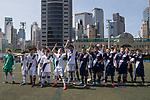 Crusaders (special needs) exhibition match, part of the HKFC Citi Soccer Sevens 2017 on 27 May 2017 at the Hong Kong Football Club, Hong Kong, China. Photo by Chris Wong / Power Sport Images