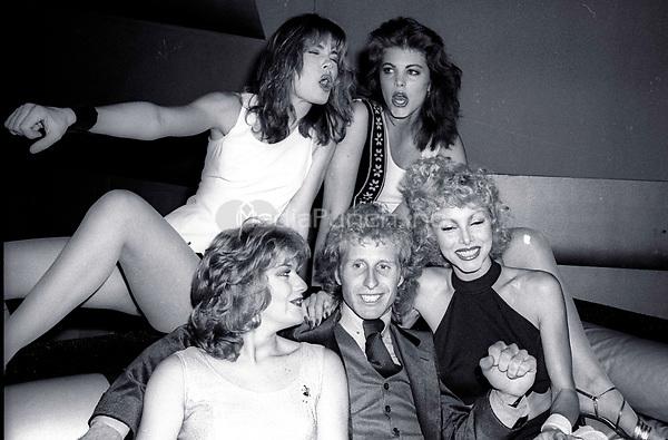 1978 <br /> New York City<br /> Vitas Gerulaitis at Studio 54<br /> Credit: Adam Scull-PHOTOlink/MediaPunch