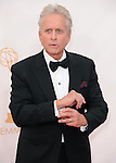Michael Douglas attends 65th Annual Primetime Emmy Awards - Arrivals held at The Nokia Theatre L.A. Live in Los Angeles, California on September 22,2012                                                                               © 2013 DVS / Hollywood Press Agency