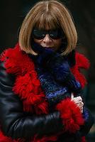 New York Fashion Week Day 5 Street Style