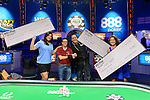2015 WSOP Local News Anchors Charity Event