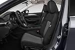 Front seat view of a 2019 Mazda Mazda6 Sport 4 Door Sedan front seat car photos