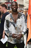 "Marcel Somerville<br /> The premiere of ""The Festival"" at Cineworld Leicester Square<br /> <br /> ©Ash Knotek  D3419  13/08/2018"