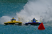 """Frame 21: Andrew Tate, H-300 """"Pennzoil"""", Donny Allen, H-14 """"Legacy 1""""       (H350 Hydro)"""