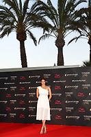 57th Monte-Carlo Television Festival. Golden Nymph Nominees Party, at the Monte-Carlo Bay Hotel, Monaco, 19/06/2017. Paula Patton. # 57EME FESTIVAL DE MONTE CARLO - GOLDEN NYMPH NOMINEES PARTY