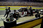 NASCAR Camping World Truck Series<br /> North Carolina Education Lottery 200<br /> Charlotte Motor Speedway, Concord, NC USA<br /> Friday 19 May 2017<br /> Kyle Busch, Cessna Toyota Tundra<br /> World Copyright: Rusty Jarrett<br /> LAT Images<br /> ref: Digital Image 17CLT1rj_3957