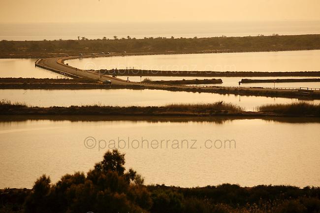 Salinas de San Pedro del Pinatar.