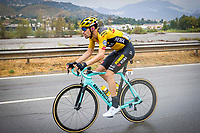 29th August 2020, Nice, France;  DUMOULIN Tom of Team Jumbo-Visma during stage 1 of the 107th edition of the 2020 Tour de France cycling race, a stage of 156 kms with start in Nice Moyen Pays and finish in Nice